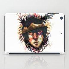 Gleam Diamond Punk King iPad Case