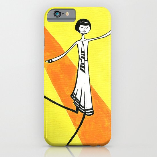Eloise is walking on sunshine iPhone & iPod Case