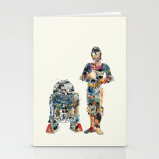 Modern Wars 1 Stationery Cards