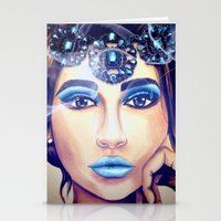 Neptune - By Ashley-Rose… Stationery Cards