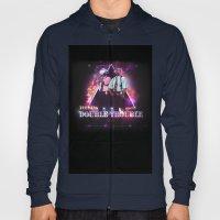 Love 80s Title Art Hoody