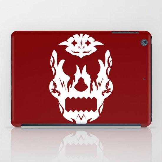 Bloodlust Skull iPad Case