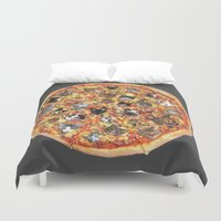 If The Internet Was A Pi… Duvet Cover