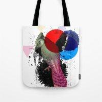Bird Colours Tote Bag