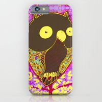 Happy Owl iPhone 6 Slim Case