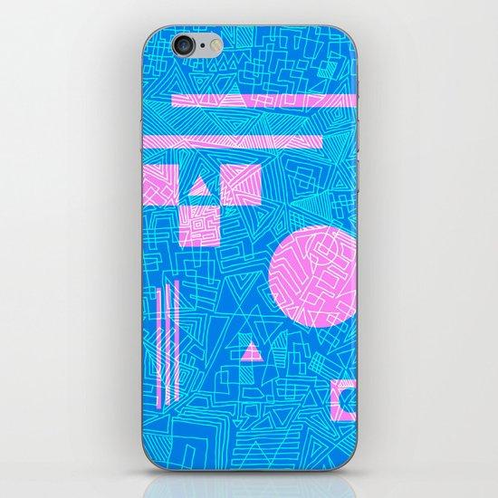 Futurism iPhone & iPod Skin
