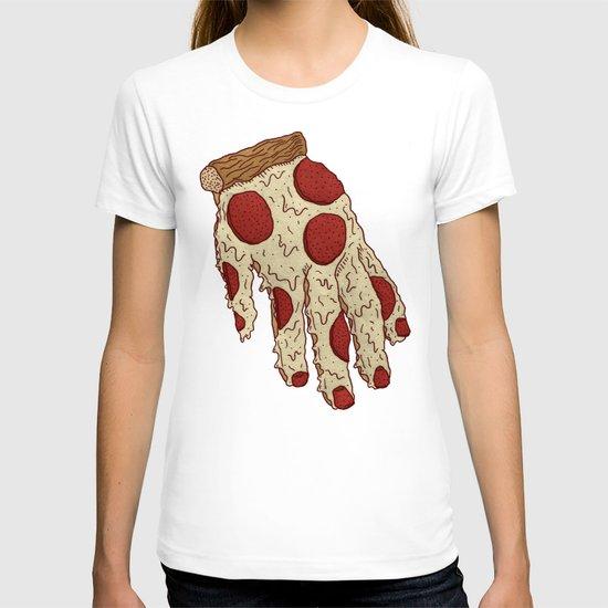 PIZZA HAND T-shirt