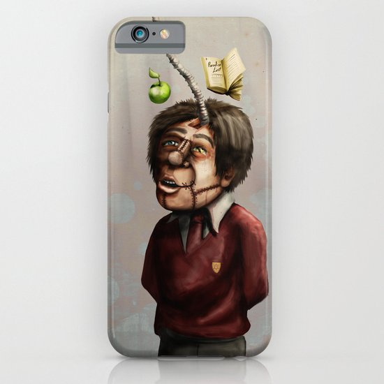 Teacher iPhone & iPod Case