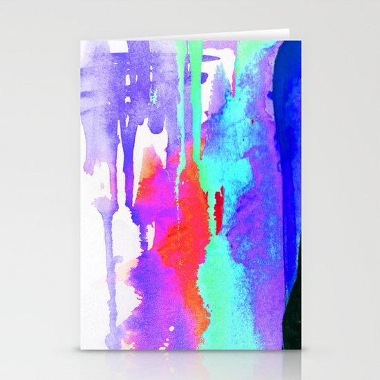 Midnight Stationery Card