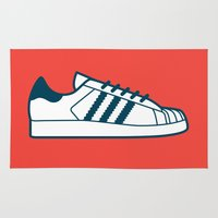 #56 Adidas Superstar Rug