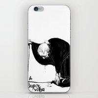 A Super Velha iPhone & iPod Skin