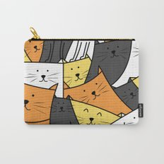 The Cats are Watching Carry-All Pouch