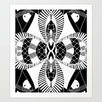Ubiquitous Bird Collecti… Art Print