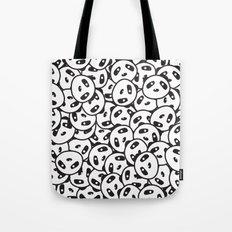 Pandamonium (Patterns Please Series #2) Tote Bag