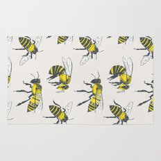 Bees Rug
