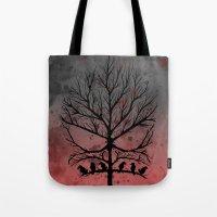 Skull Tree II  Tote Bag