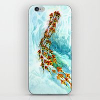 Watercolor Fish #1 iPhone & iPod Skin