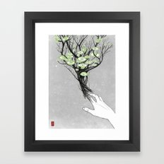 Dream's Tree Framed Art Print