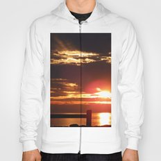 Beyond the Fence and Across the Sea Hoody