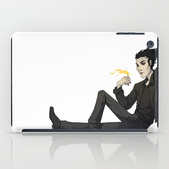Flame iPad Case