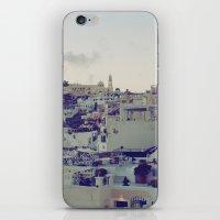 Fira At Dusk IV iPhone & iPod Skin