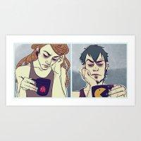 Thisaintcoffee Art Print