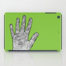 Handprint iPad Case