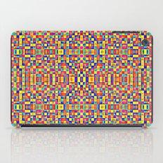 Rainbow Mosaic iPad Case