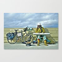 Soldier, Lord. Canvas Print