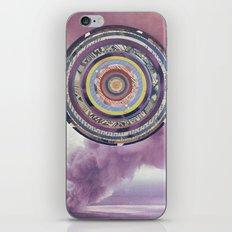 Purple Haze iPhone & iPod Skin