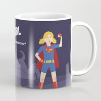 What Part of Supergirl Didn't You Understand? Mug