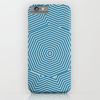 iPhone & iPod Case featuring Abstract pattern by Tombst0ne