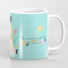 Be nice to each other Mug