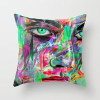 Radiant Memories Throw Pillow