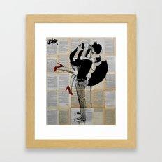 always again Framed Art Print