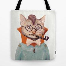 Eclectic Cat Tote Bag