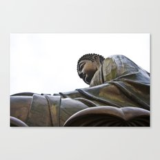 Bronze Buddha Canvas Print
