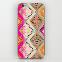 MARKER SOUTHWEST SUN iPhone & iPod Skin