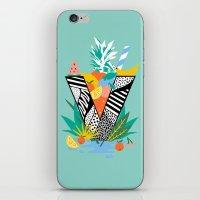 Vegan Fruit Bowl  iPhone & iPod Skin