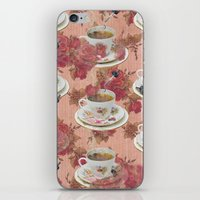 Poisoned By Desire  iPhone & iPod Skin