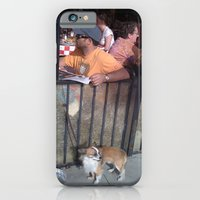 iPhone & iPod Case featuring Feed Time by Ian Thompson