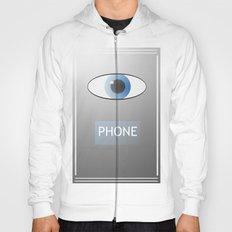 Eye Phone Hoody