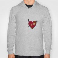 Robot Heart Hoody