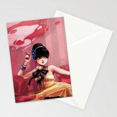 Le salon rose Stationery Cards