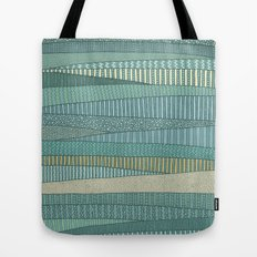 Summer Fields Tote Bag