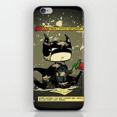 Bad Bat-lentines iPhone & iPod Skin