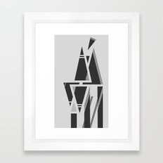 Abstract Framed Art Print