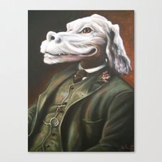 Luck Duke Canvas Print