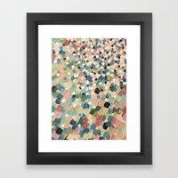 SWEPT AWAY 4 - Lovely Sh… Framed Art Print