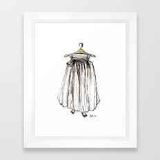 Hang-Ups Framed Art Print